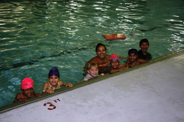 Early Childhood Swim Lessons