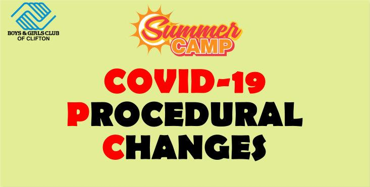 Summer Camp 2020 Covid
