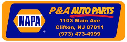 P&A Auto Parts